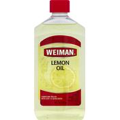 Weiman Furniture Polish, Lemon Oil