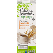 Nature's Promise OatMilk, Organic, Barista Style
