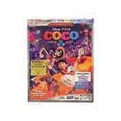 Disney Coco Blu-ray Disc