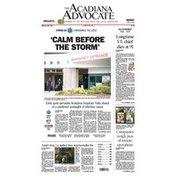 The Acadia Advocate Newspaper