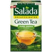 Salada Decaffeinated Single Serve Cups Green Tea