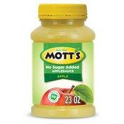 Mott's Unsweetened Applesauce Natural