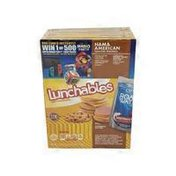 Oscar Mayer Twin Pack Ham & American Cheese Lunchables