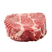 Choice Beef Top Sirloin Medallions
