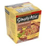 Simply Asia Take Out Noodle Box, Roasted Peanut