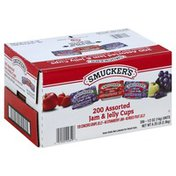 Smucker's Jam & Jelly Cups, Assorted