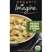 Imagine Foods Soup, Potato Quinoa & Spinach