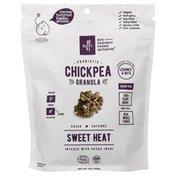 Effi Granola, Probiotic, Chickpea, Sweet Heat
