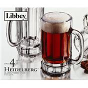 Libbey Glasses, Heidelberg, 16 Ounces