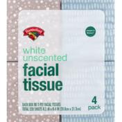 Hannaford Facial Tissue Cube