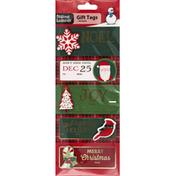 Seasonal Essentials Gift Tags, Warm Wishes