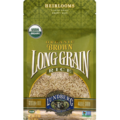 Lundberg Family Farms Brown Rice, Organic, Long Grain