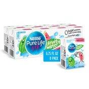 Nestle Pure Life Fruity Water Watermelon Flavor