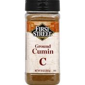 First Street Cumin, Ground