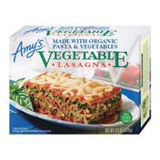 Amy's Kitchen Vegetable Lasagna