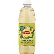 Lipton Green Tea, White Peach