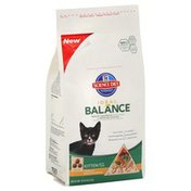 Hill's Science Diet Cat Food, Dry, Kitten, Up to 1 Year, Chicken & Brown Rice Dinner