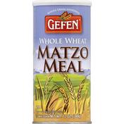 Gefen Matzo Meal, Whole Wheat