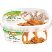 Kemps Cinnamon Spice Cookie Frozen Yogurt