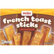 Meijer French Toast, Cinnamon, Sticks, Box