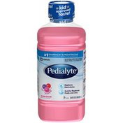 Pedialyte Bubblegum Electrolyte Solution