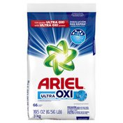 Ariel With Ultra Oxi Powder Laundry Detergent