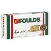 Foulds Macaroni, Elbo