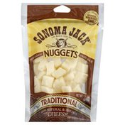 Sonoma Jack Cheese Nuggets, Traditional, Snack Pack