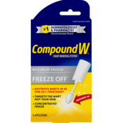 CompoundW Compound W Freeze Off Wart Removal System