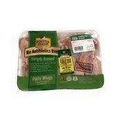 Foster Farms Simply Raised No Antibiotics Chicken Party Wings