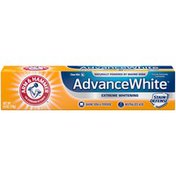 Arm & Hammer Advanced White Extreme Whitening Toothpaste -Clean Mint - Fluoride Toothpaste