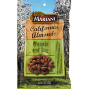 Mariani Almonds, California, Wasabi and Soy