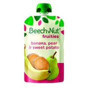 Beech-Nut Fruities Banana, Pear & Sweet Potato