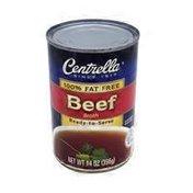 Centrella 100 % Fat Free Beef Broth