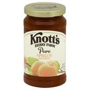Knotts Pure Apricot Preserves