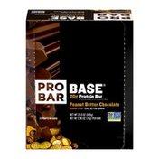 PROBAR Base Protein Bar Peanut Butter Chocolate - 12 CT