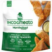 MorningStar Farms Incogmeato Meatless Chicken Tenders, Vegan Plant-Based Protein, Frozen Meal, Original