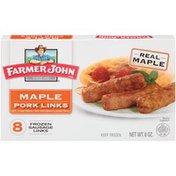 Farmer John Maple Pork Links