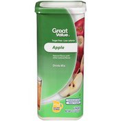 Great Value Apple Drink Mix