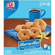 Gamesa Maravillas Vanilla Cookies