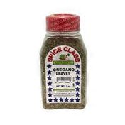 Spice Classics Oregano Leaves
