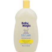 Baby Magic 2-in-1 Wash, Calendula Coconut, Sweet Buttercup Scent
