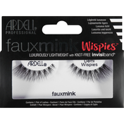Ardell Lashes, Fauxmink, Demi Wispies