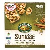 Nature's Path Sunrise Pumpkin-N-Spice Breakfast Granola Bars