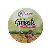Gevina Mix Berries Greek Yogurt