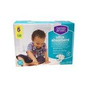 Berkley Jensen Size 5 Ultra Absorbent Diapers
