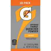 Gatorade Orange Powder Beverage Mix