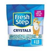 Fresh Step Crystal Cat Litter