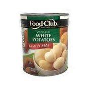 Food Club Whole White Potatoes