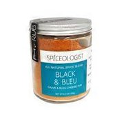 Spiceologist Black & Bleu Cajun & Cheese Rub
